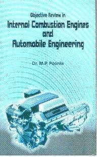 Objective Review in Internal Combustion Engine &: Dr. Poonia M.P.