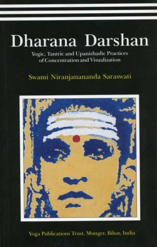 9788186336304: Dharana Darshan-Yogic,Tantric and Upanishadic Practices of Concentration and Visualization