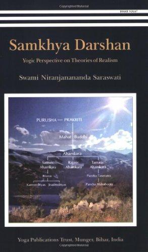9788186336595: Samkhya Darshan/Yogic Perspective on Theories of Realism