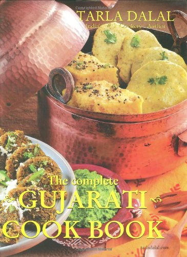 9788186469453: The Complete Gujarati Cook Book