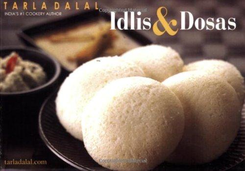 9788186469484: Idlis & Dosas