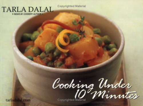 9788186469491: Cooking Under 10 Minutes