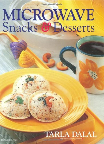 9788186469965: Microwave Snacks and Desserts