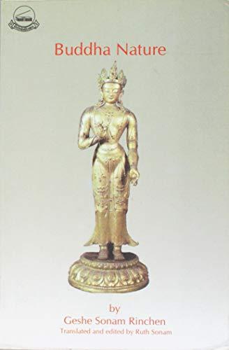 Buddha Nature: Geshe Sonam Rinchen