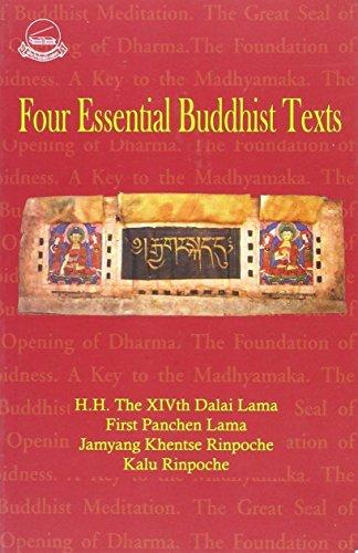 Four Essential Buddhist Texts: Rinpoche Kalu Rinpoche