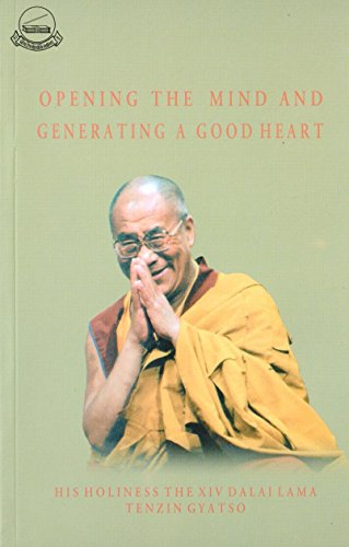 Opening the Mind and Generating Good Heart: Tsepak Rigzin & Jeremy Russell (Trs)