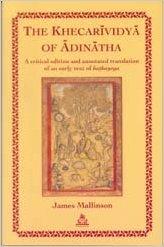 9788186569931: The Khecharividya of Adinatha
