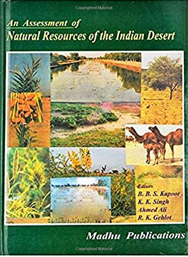 Assessment of Natural Resources of the Indian: B B S