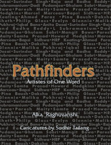 Pathfinders: Artistes of one Word: Alka Raghuvanshi