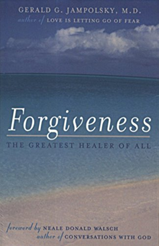 9788186685709: Forgiveness: The Greatest Healer Of All 1st Edition