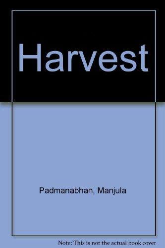 9788186706053: Harvest