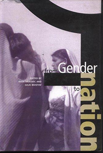 From Gender to Nation: Rada Ivekovic and Julie Mostov