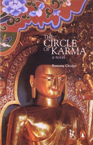 9788186706794: The Circle of Karma: A Novel
