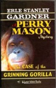9788186734865: The Case of the Grinning Gorilla