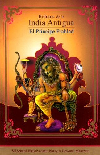 9788186737422: El Principe Prahlad (Relatos de la India Antigua)