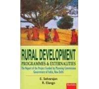 Rural Development Programmes and Externalities: Elango R. Selvarajan