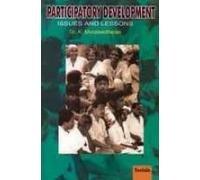 Participatory Development: Muraleedharan K.