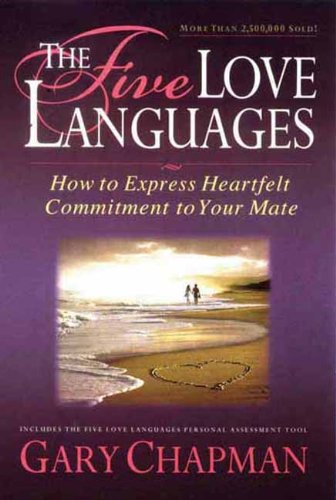 9788186775097: The Five Love Languages: How to Express Heartfelt Commitment to Your Mate