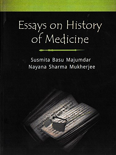 ESSAYS ON HISTORY OF MEDICINE: MAJUMDAR, S. B.