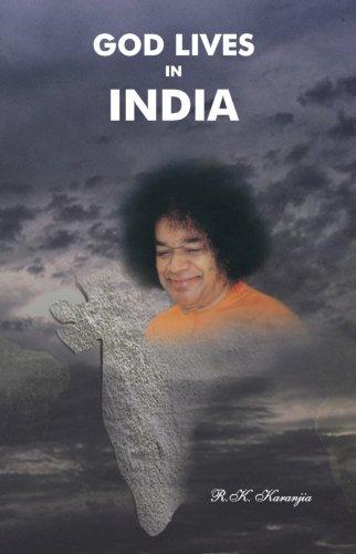 God Lives in India: R.K. Karanjia