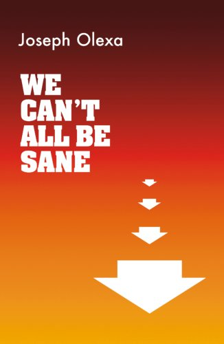 9788186822722: We Can't All Be Sane