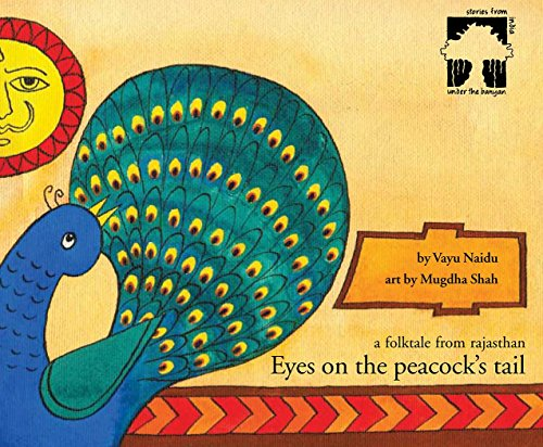 9788186838273: Eyes on the Peacock's Tail (Under the Banyan Series)