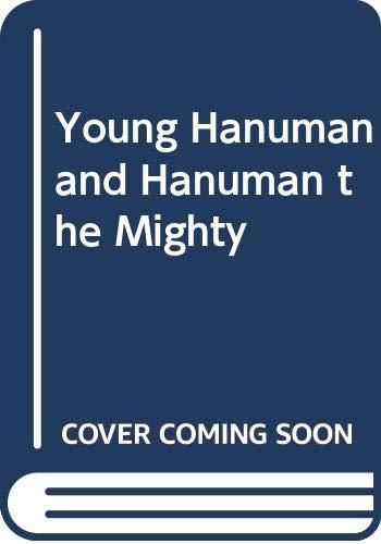 9788186838570: Young Hanuman and Hanuman the Mighty
