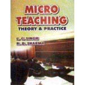9788186851463: Micro Teaching: Theory and Practice