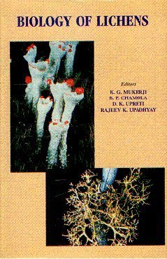 Biology of Lichens: Edited By :