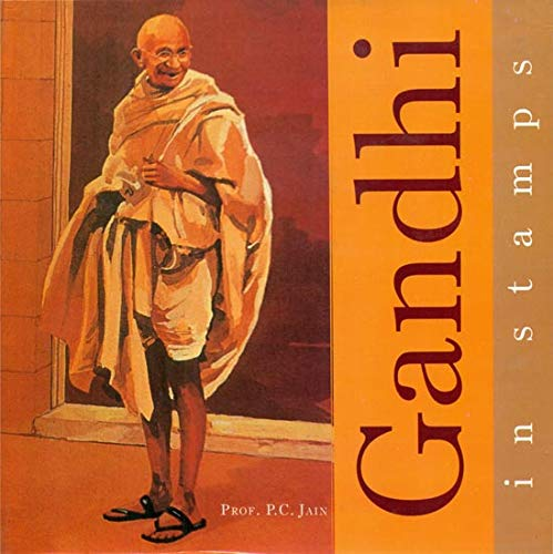 9788186880883: Gandhi: In Stamps