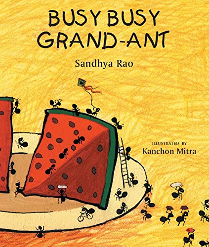 Busy Busy Grand-ant: Mitra, Kanchan