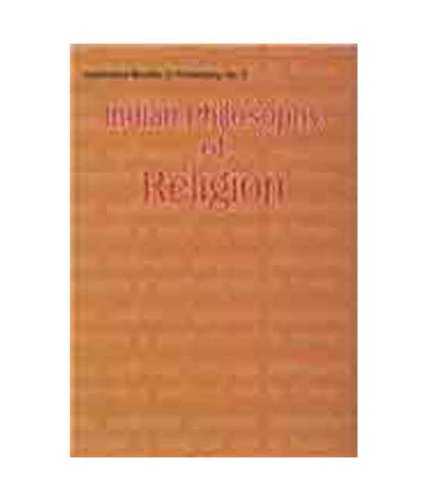 9788186921227: Indian Philosophy of Religion (Hyderabad Studies in Philosoph) (Hyderabad Studies in Philosophy)