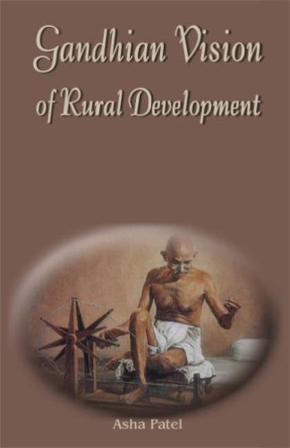 9788186921326: Gandhian Vision of Rural Development: Its Relevance in Present Time