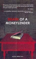 9788186939505: Death of a Moneylender