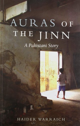 9788186939581: Auras of the Jinn: A Pakistani Story