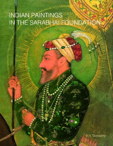 9788186980286: Indian Paintings In The Sarabhai Foundation