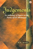 Judgements : An Anthology of Papers on: R A Singh