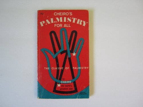 9788187061496: Cheiro's Palmistry for All