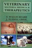 9788187067535: Veterinary Materia Medica and Therapeutics