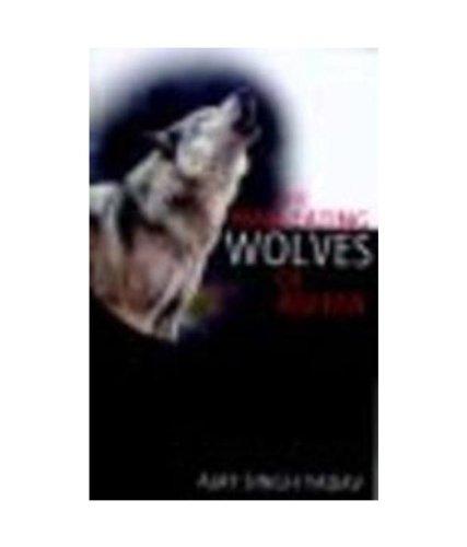 9788187075493: The man eating wolves of Ashta