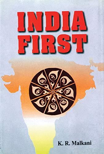 INDIA FIRST: K. R. MALKANI
