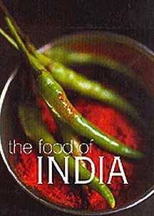 9788187107071: The Food of India