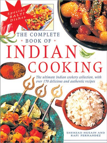 9788187107149: The Complete Book of Indian Cooking