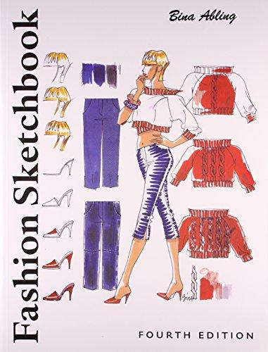 9788187107361: Fashion Sketchbook