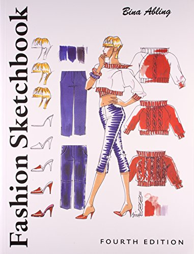 9788187107361: Fashion Sketchbook