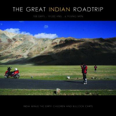 The Great Indian Road Trip: Sandeep Gajjar