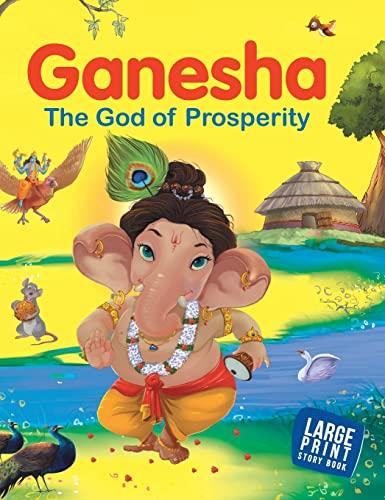 9788187108320: Ganesha: The God of Prosperity