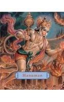 9788187108627: Om Books Hanuman: The Heroic Monkey God