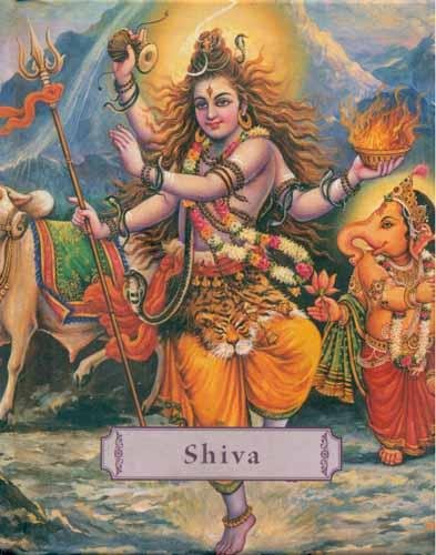 Shiva-Lord of Dance: Om Books International