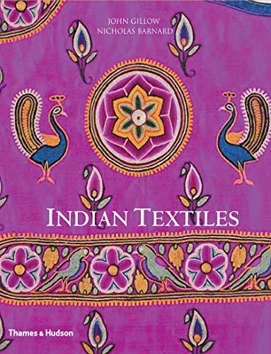 9788187108702: Indian Textiles [Jan 01, 2009] Gillow, John and Barnard, Nicholas